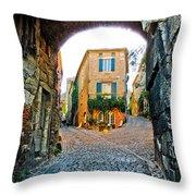 Cordes Sur Ciel France Throw Pillow