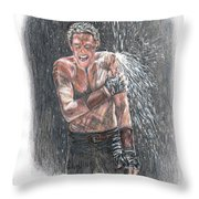 Coriolanus Throw Pillow