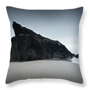 Cornwall. Throw Pillow