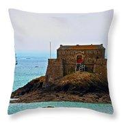 Corsairs' Home Throw Pillow