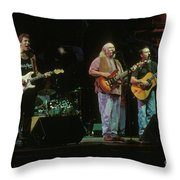 Cpr  Crosby Pevar And Raymond Throw Pillow
