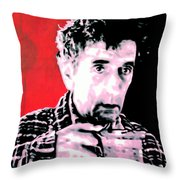 Cup Of Good Morning America Throw Pillow