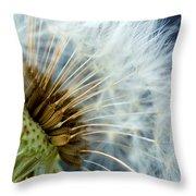 Dandelion 2 Throw Pillow