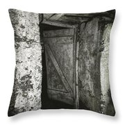 Dare Throw Pillow