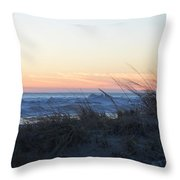 Day's Over Throw Pillow