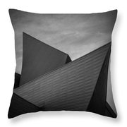 Denver Libeskind Throw Pillow