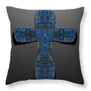 Dontsayanything B 14  2 For Rich Throw Pillow