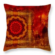 Dreams Of A 1000 Nights Throw Pillow