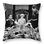 Duchess Of Buffalo, 1926 Throw Pillow by Granger