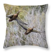 Duck Season? Throw Pillow
