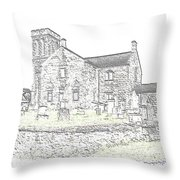 Dunlop Kirk IIi Throw Pillow