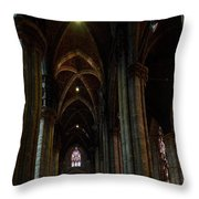 Duomo. Milano Milan Throw Pillow