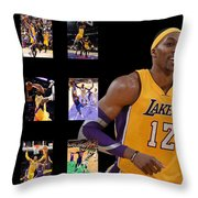 Dwight Howard Throw Pillow