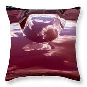 E-type Throw Pillow