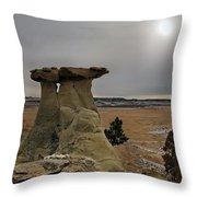 East Montana Country Throw Pillow