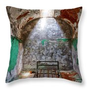 Eastern State Penitentiary 6 Throw Pillow