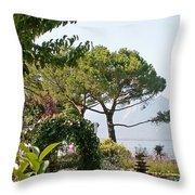 Ecology Decoration Throw Pillow