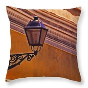 El Farol Throw Pillow