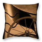 Elaborate Ruse Throw Pillow