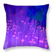 Electric Ladyland Throw Pillow