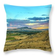 Emmett Valley Throw Pillow