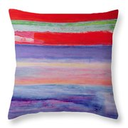 Everybody I Never Slept With  Throw Pillow