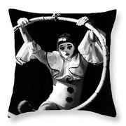 Everyday Is A Challenge Throw Pillow