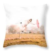 Fashion Storm Throw Pillow