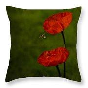 Fauna And Flora Throw Pillow