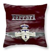 Ferrari 212 Throw Pillow