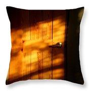Film Noir Fritz Lang Michael Redgrave Secret Beyond The Door 1948 2 Casa Grande Arizona 2004 Throw Pillow