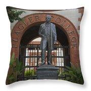 Flagler Throw Pillow