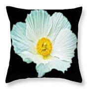Flower 3 Throw Pillow