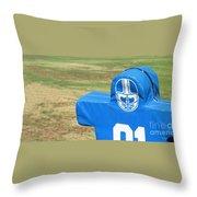 Football Dummy Throw Pillow