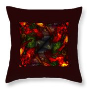 Formless And Void Throw Pillow