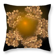 Fractal 061 Throw Pillow