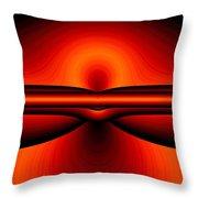 Fractal #11 Throw Pillow