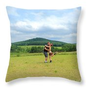 Frolic Rw2k14 Throw Pillow