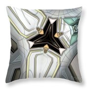 Game Board Throw Pillow