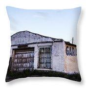Garage 2 Throw Pillow
