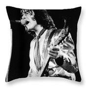 Gary Moore Throw Pillow