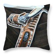Gene Autry Tribute Throw Pillow
