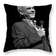 Gene Pitney Throw Pillow