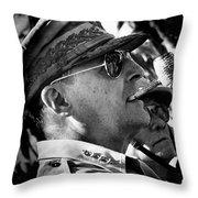 General Douglas Macarthur Throw Pillow