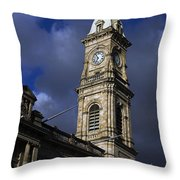 General Post Office Adelaide Throw Pillow