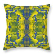 Generations 2 Throw Pillow