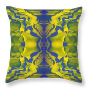 Generations 3 Throw Pillow