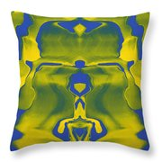 Generations 5 Throw Pillow