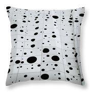 Geometry Throw Pillow