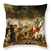 George Washington (1732-1799) Throw Pillow